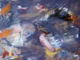 Roni Sherman Ramos Oil Painting