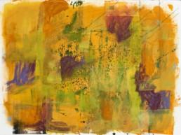 Roni Sherman Ramos - oil on paper