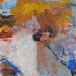 Roni Sherman Ramos - oil on linen