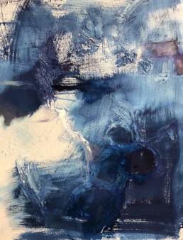 Roni Sherman Ramos water medium on paper