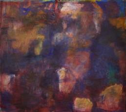 Roni Sherman Ramos, oil on linen - Deep Water